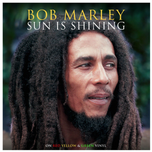 Bob Marley - Sun Is Shining (LP) (180g Red/Yellow/Green Vinyl) (M/M) (Sealed) (2)